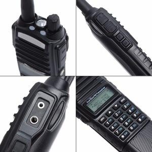 Image 4 - BaoFeng UV 82 Plus 10km High Power 3800mAh Battery Walkie Talkie Dual Band Radio 10KM With DC Connector Portable Radio uv82