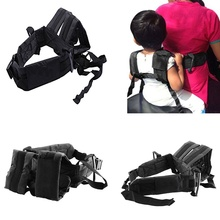 Adjustable Kids Children Motorcycle Safety Belt  Safe Strap Seat Belts