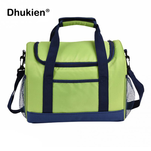 Insulated Cooler Bag for Food Storage Portable Thermal Lunch Bags For Men Women Reusable Travel Picnic Thermo Bag Bolsa Termica