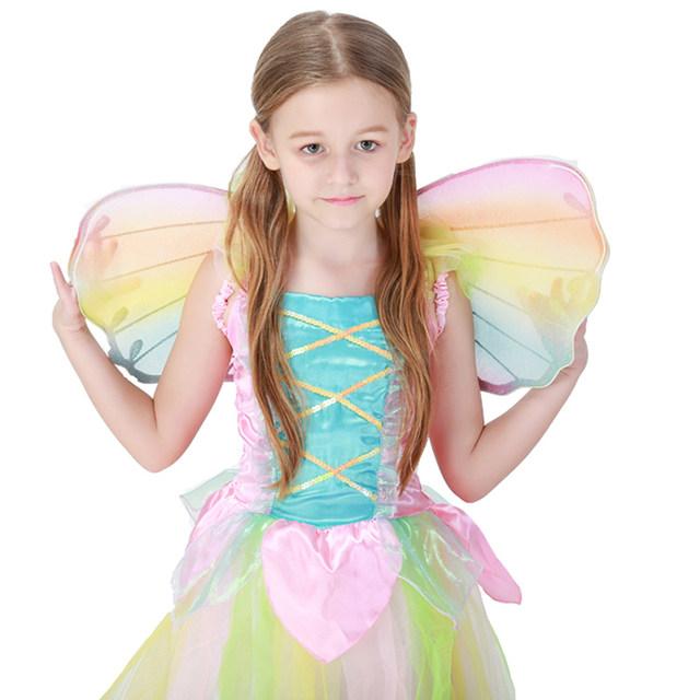 Online-Shop Mädchen Kinder Sommer Ärmelloses Kleid Lustige Angel ...