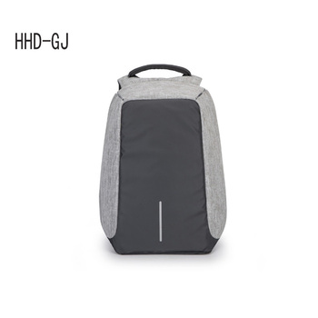 External USB Charge Notebook Laptop Water-proof Creative Fashion Leisure Backpack Male Computer Anti-theft Backpack