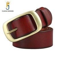 FAJARINA Top Quality Mens 100 Cow Cowhide Leather Belt Extend XXXXX Large 105 165cm Length 38mm