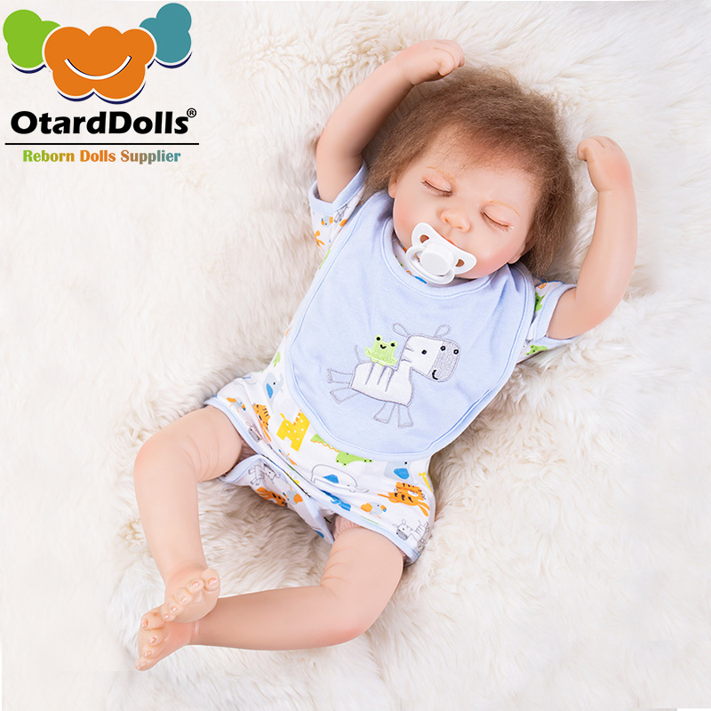 OtardDolls 50cm 20 bebe Reborn Baby Doll Toy boneca Girls Babies Doll Kid Brinquedos Bathe Toy Children gift for XmasOtardDolls 50cm 20 bebe Reborn Baby Doll Toy boneca Girls Babies Doll Kid Brinquedos Bathe Toy Children gift for Xmas