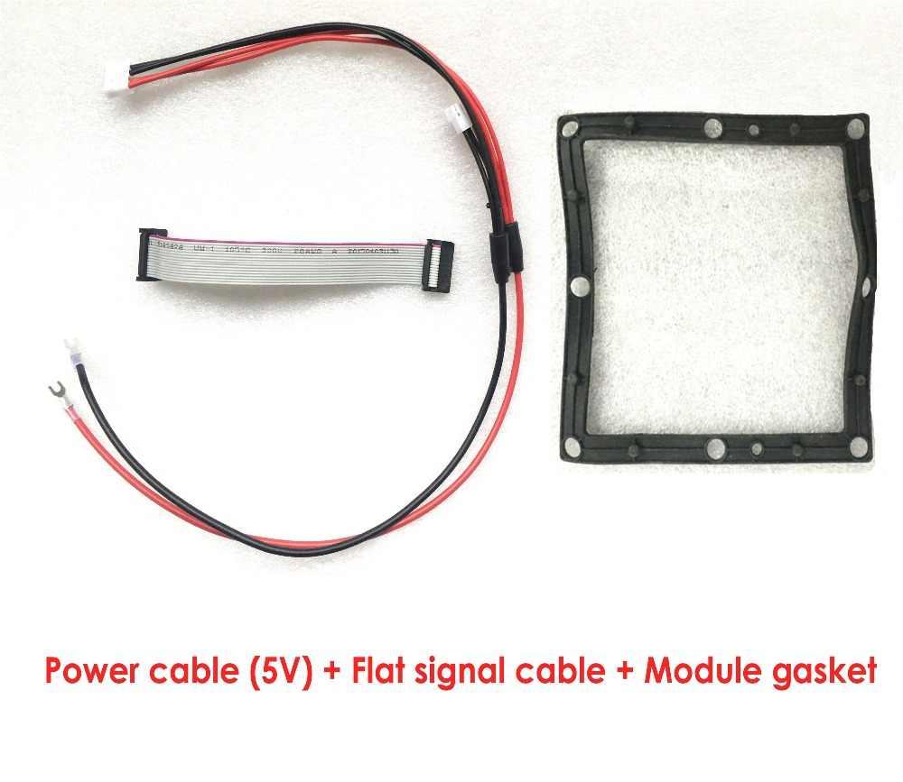 Aliexpress RU 128*256mm smd p8 led-modul 1r1g1b multi farbe/matrix 32x16 led ip65 rgb p6 p8 p10 p3 p4 vorne service modul