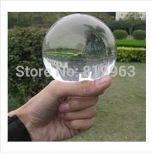 Ultra Clear Acrylic Crystal Ball (100mm) - Trick,Contact Juggling Ball,Accessories,Mentalism,Stage,Fun,Magia Toys Classic,Street
