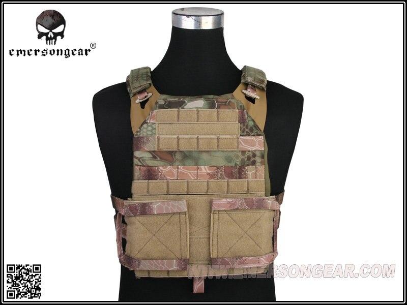 Emerson Molle Cp Style Adaptive Vest Jpc 2.0 Tactische Vest Militaire Combat Borst Bescherming Cs Kleding Veiligheid Mandrake Em7436d Nieuw (In) Ontwerp;