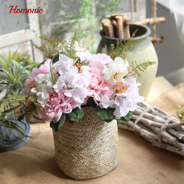 Artificial silk winter dahlia flower artificial flowers dahlia ...