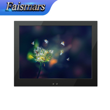 "M150-ER/Faismars 15 inch Embedded Frame Touch Screen LCD Monitor Display 15"" Industrial Monitor Wall Mount Touch Monitors"