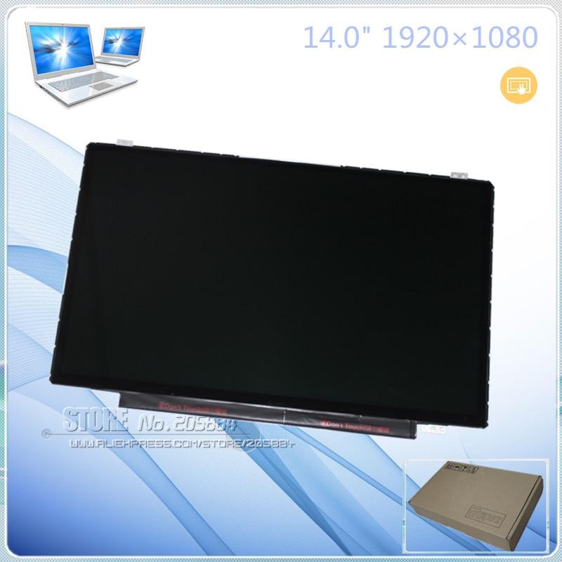 B140XTT01.1 B140HTT01.0  B140HAT01.0  FOR EDLL 14.0 Inch  Touch Screen