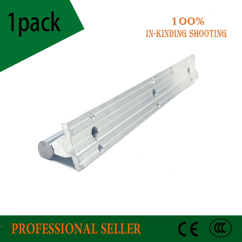 Image 3 - 10mm Linear Rail 2pcs SBR10* 200/300/450mm +4pcs SBR10UU Linear Guide  Linear Motion Ball Bearing Blocks For CNC Linear Shaft-in Linear Guides from Home Improvement