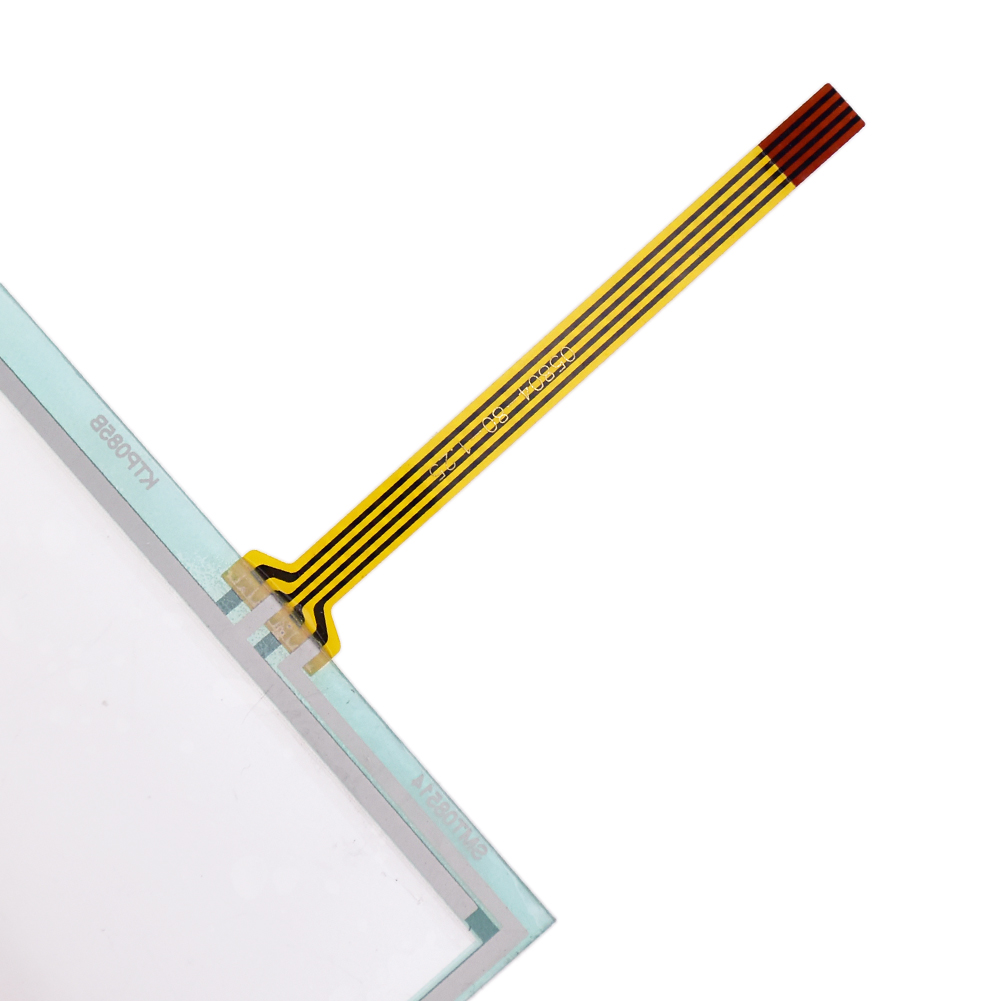 KTP085B Touchpad 8.5 inch 4 wire Resistive Touch Screen Glass Panel 200*125mm