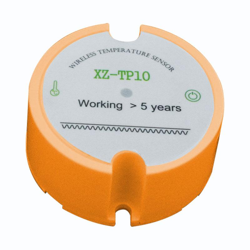 Storage wireless temperature remote sensor 433mhz temperature data logger warehouse temperature acquisition transmitter