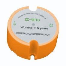 Беспроводной датчик температуры 433 МГц регистратор данных температуры склад измерение температуры передатчик