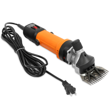 Professional 320W 220V 2400r/Min Cutting Speed Electric Sheep Shearing Clipper Animal Shave Grooming Tool Z30