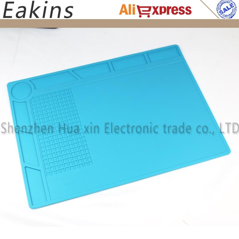 Free shipping Newest maintenance platform insulator Heat-resistant pad 350*250*4mm for Phone BGA maintenance