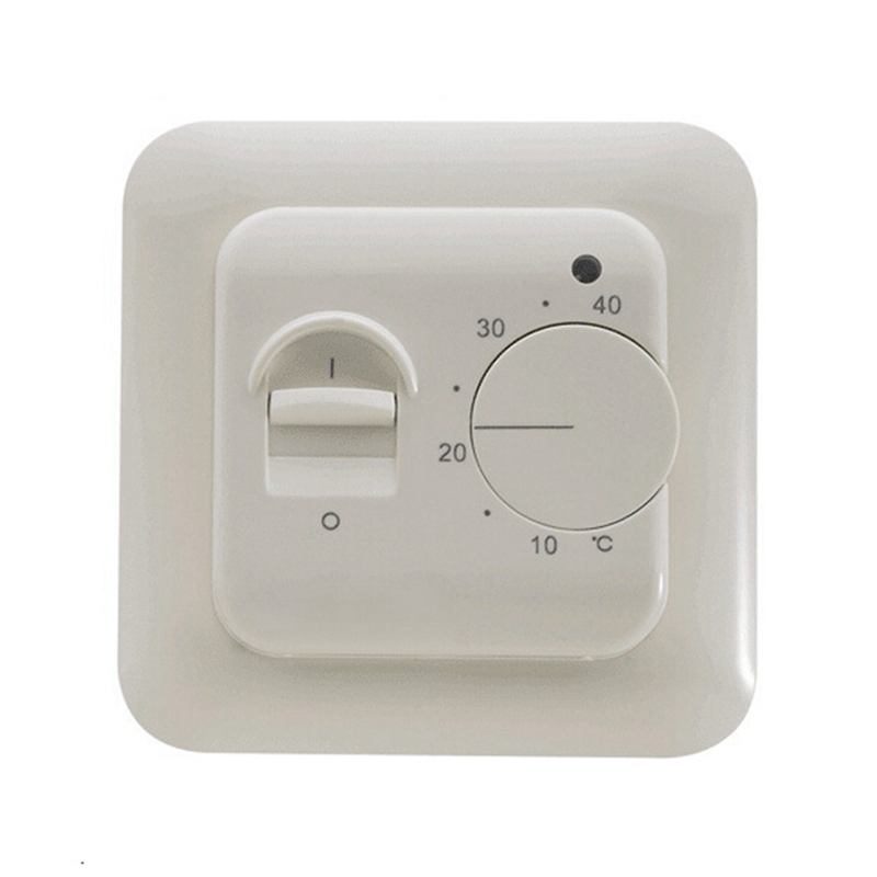 Free Shipping 16A Mechanical Room Thermostat Floor HeatingThermostat