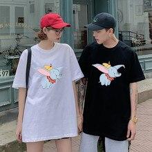 2019NEW Cotton summer Couple clothes Women's t-shirt Japanes