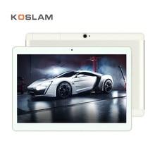 Koslam 10 дюймов 3 г Android 7.0 Планшеты PC Phablet MT6580 4 ядра 1 ГБ Оперативная память 16 ГБ Встроенная память 10″ 1280×800 IPS Экран Dual SIM карты WI-FI OTG