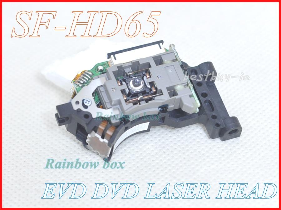 EVD Optical pick up DVD part laser head SF HD65 SF HD65 HD65 DVD OPTICAL HEAD