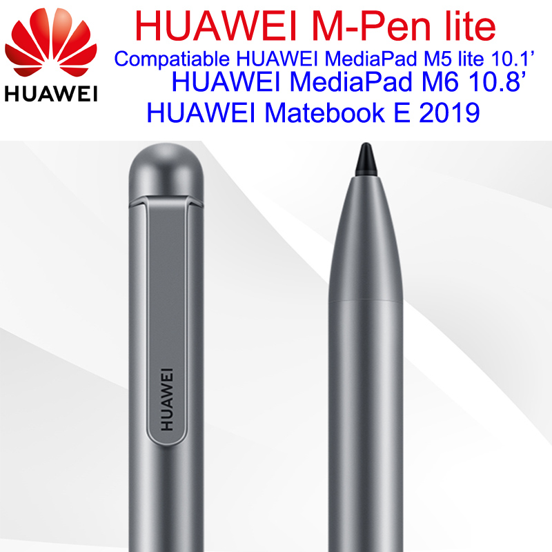 HUAWEI M-Pen Lite AF63 Original M Pen Lite For Huawei Mediapad M5 lite10.1 Inch C5 MediaPad M6 10.8 inch BAH2-W19 Stylus