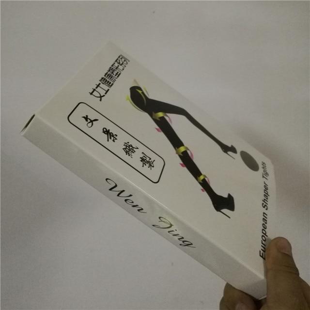 680D Slimming Shaper leg Therapeutic Compression 20 mmHg  Pantyhose 4