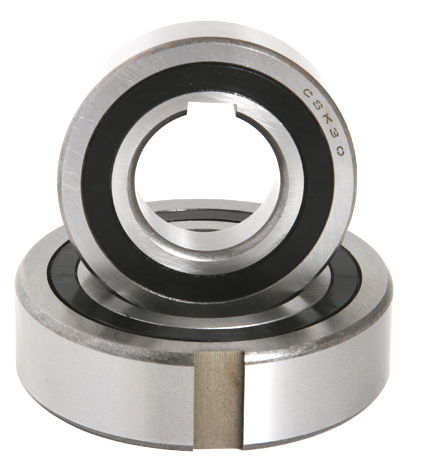One-way bearing CSK40PP inner diameter outer diameter of 80mm * 40mm * 18mm thickness inside and outside with keyway na4910 heavy duty needle roller bearing entity needle bearing with inner ring 4524910 size 50 72 22