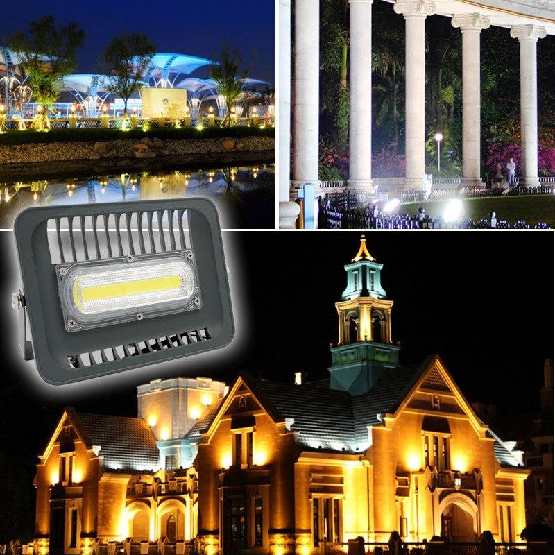 LED Flood Light Projector IP65 Waterdicht 30 W 50 W 100 W AC220V 230 - Buitenverlichting - Foto 6