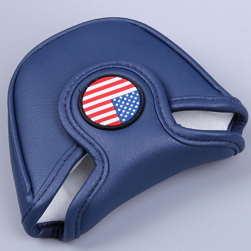 Alta qualidade 1pc golf mallet putter covers