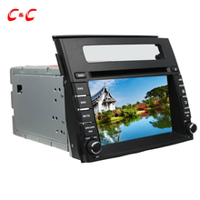 Quad Core HD 800X480 Android 5.1.1 Car DVD Player for Kia SOUL 2011-2012 with GPS Navigation, Support Mirror Link SWC
