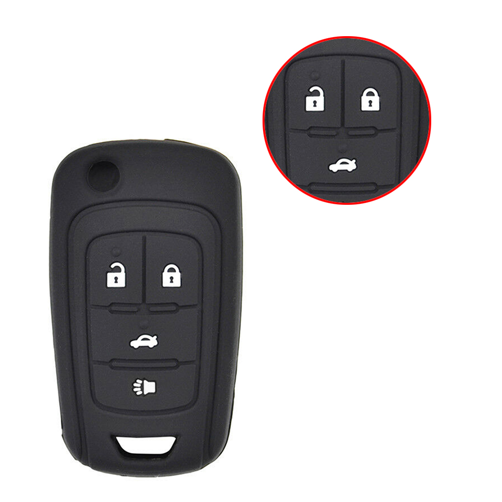 New Replacement For 2012-2017 Chevrolet Sonic Key Fob Remote Shell Case