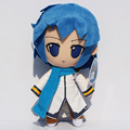 27 cm Japanese Anime Cartoon Vocaloid Hatsune Miku Kaito Plush Toy Doll Christmas Brithday Gift Retail