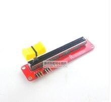 10pcs Sliding Potentiometer Module Adjustable Potentiometer Module for Arduino MCU ARM Free Shipping