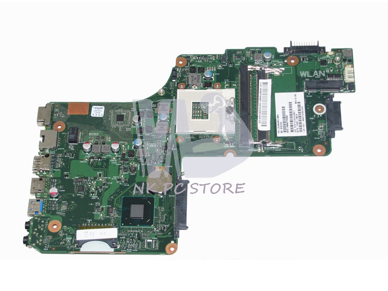 все цены на  V000275560 Laptop motherboard for Toshiba Satellite C855 Main board HM77 GMA HD4000 DDR3  онлайн