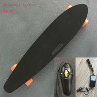 Newest Original Factory Single Double Motors Battery 4 Wheels Electric Skateboard Hoverboard Longboard Scooter Boosted Board