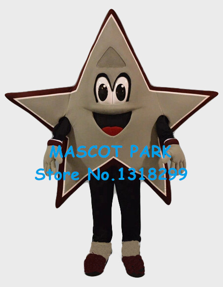 North Star mascot costume wholesale hot sale cartoon star theme advertising anime cosplay costumes carnival fancy dress kits