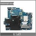 Para lenovo g565 z565 madre del ordenador portátil ddr3 la-5754p nawe6 rev: 1.0 11s69039429 mainboard 100% probado