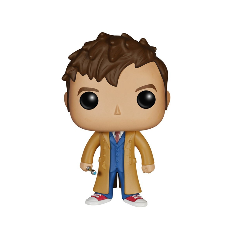 The Doctor Who Action Figure Toy Doll Tenth Doctor figure the garage kit resin kit of weeping angels doctor who action figure gift toys mini figures
