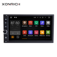 Xonrich Autoradio 2 din Android 8.1GPS Head Unit For Nissan X trail Juke Qashqai Multimedia Audio Stereo Tape Recoder Navigation