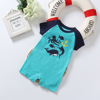SR1-047,Baby Boys New Baby Boys Summer Rompers, Cute Fashion Super Quality, Free Shipping