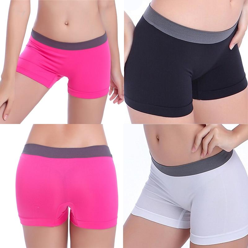 New Summer Women Ladies Workout Waistband Skinny   Shorts   Fashion Woman   Shorts   Pantalones cortos mujer#LSJ