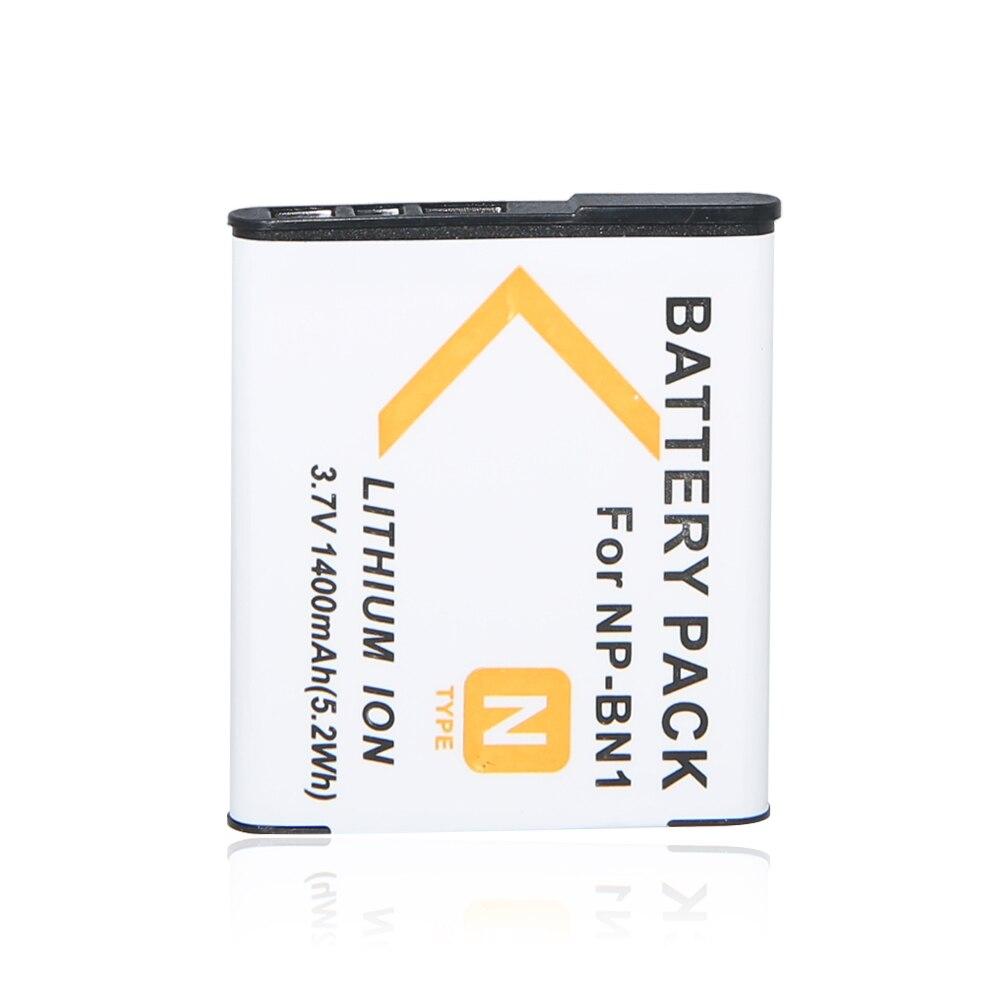 1400 mAh Np-bn1 NPBN1 NP BN1 BN Batteries Pour SONY DSC TX9 T99 WX5 TX7 TX5 W390 W380 W350 W320 W360 QX100 W370 W730 W150