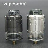 Новые Faris RDTA стиль 510 RDA 3 мл ёмкость 24 мм испаритель бак для электронных сигарет 510 поле Mod 2 цвета