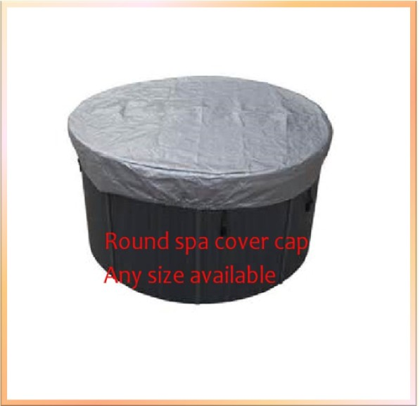 hot tub spa Round cover bag cover cap 188cm diameter,200cm,220cm 240cm diameter swim spa cover bag T-shirt cover co168 04 cover