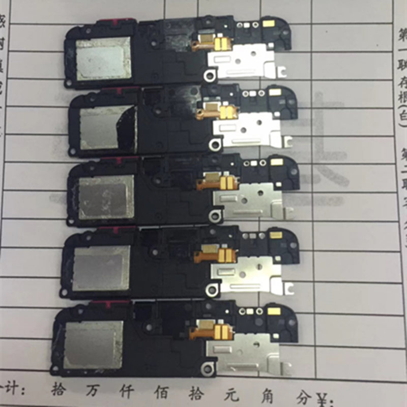 10pcs/lot Bestnull For Hua Wei Honor 9 Loud Speaker Buzzer Ringer Replacement Parts For Huawei Honor9 Mobie Phone Mobile Phone Accessories