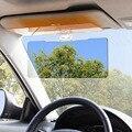HD Óculos de Sol Viseira Carro Auto Anti Deslumbrante Dia Noite Versão Espelhos Veículo Visão Clara Deslumbrante Óculos de Proteção De Vidro-Não vidro