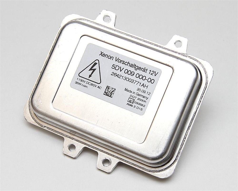 где купить NEW D1S Control Unit ECU HID Xenon Headlights Ballast For BMW Hella 5DV 009 000-00 по лучшей цене
