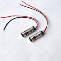 Laser Red Dot Pointer using for Laser Cutting Machine and Marking Machine