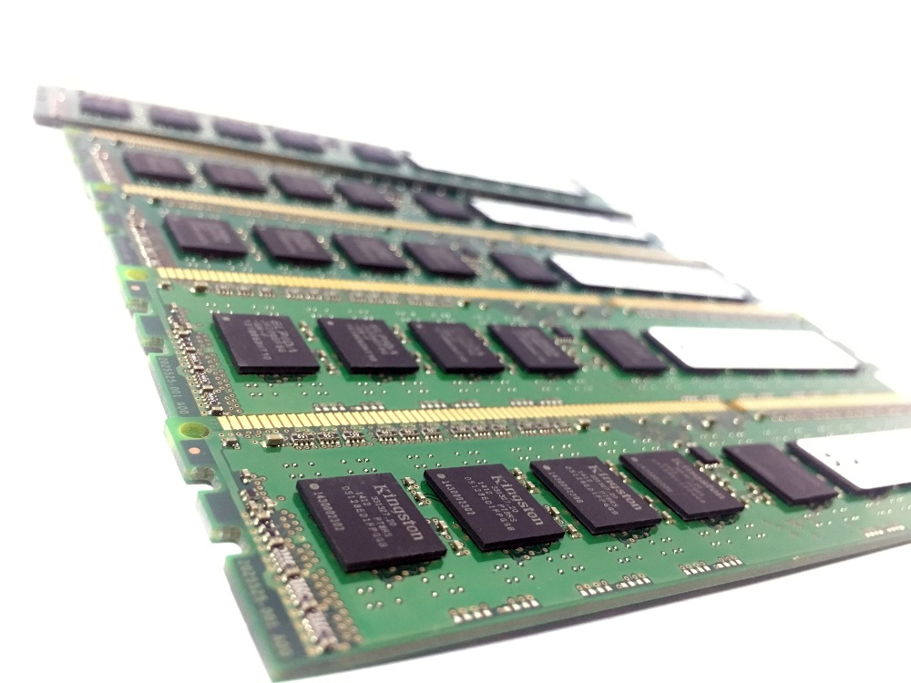 For Kingston 8GB DDR3 1600MHz PC3-12800E ECC Dimm server Memory Unbuffered RAM