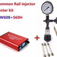 Tester Usb-Injector-Tester Common-Rail-Injector S60H Diesel No Multifunction KW608