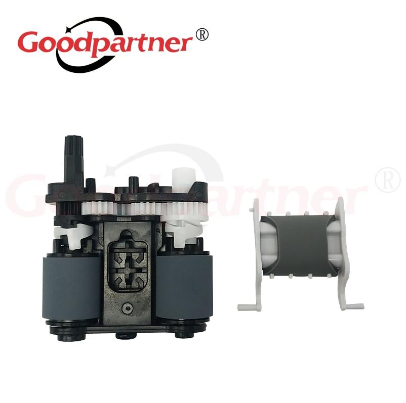 1SET B3Q10-60105 ADF PICKUP ROLLER Separation Pad for HP Color LaserJet Pro MFP M377dw M477fdn M477fdw M477fnw M426fdn M426fdw(China)